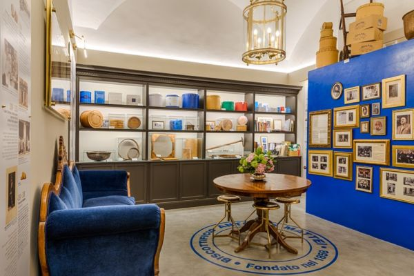 The Biscottificio Antonio Mattei opens its Piccolo Museo Bottega in the heart of Florence